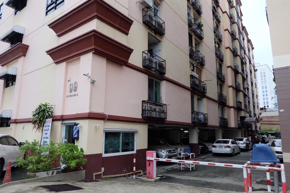 For SaleCondoSapankwai,Jatujak : Condo La Maison 61 sqm. With private parking.