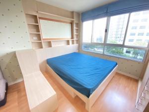 For RentCondoRamkhamhaeng, Hua Mak : Lumpini Ville Ram 44 31 sqm 6th floor Building A 7,000baht094-549-4104