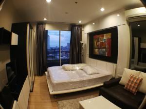 For RentCondoWongwianyai, Charoennakor : Condo for rent, ready to move in, 34 sq.m., Charoen Nakhon Road, convenient to travel to Sathorn, just 2 minutes