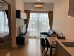 For RentCondoOnnut, Udomsuk : Condo for rent 1 bedroom 1 bathroom at Wizdom essence, Sukhumvit 101