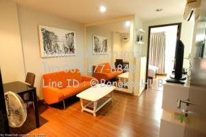 For SaleCondoRatchadapisek, Huaikwang, Suttisan : Beautiful room for sale, Diamond Ratchada Condo, next to MRT Huay Kwang, price 2.39 million baht.