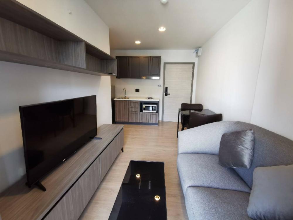 For RentCondoKasetsart, Ratchayothin : 1 Bedroom🔥 for Rent near BTS Sananikom 0m. fully furnished