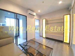 For RentCondoRattanathibet, Sanambinna : For rent, politan aqua, along the Chao Phraya River, 39th floor, size 30 sq m, river view, beautiful island.