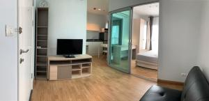 For RentCondoKhlongtoei, Kluaynamthai : [For Rent]  Aspire Rama 4 Condo, Harbor view, Fully furnished, Only 13,000 baht/month, Near Ekkamai BTS Station