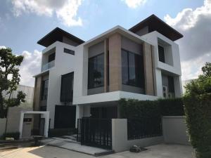 For RentHousePattanakan, Srinakarin : 4 Bedroom House for rent at Nirvana Beyond Rama 9, Bang Na
