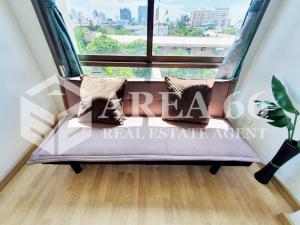 For RentCondoRama9, RCA, Petchaburi : For rent Casa Condo Asoke - Dindaeng Nearby BTS Victory Monument and MRT Huai Khwang