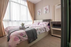 For RentCondoBang Sue, Wong Sawang : Short-term condo rentals Method Sky Prachachuen 1-3 months ready to move in MRT Bang Son