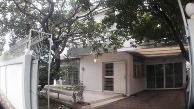 For SaleHouseYothinpattana,CDC : 2 storey detached house for sale Ladprao area, Soi Ladprao 109, area 75 sq.wa., near the Yellow Line BTS