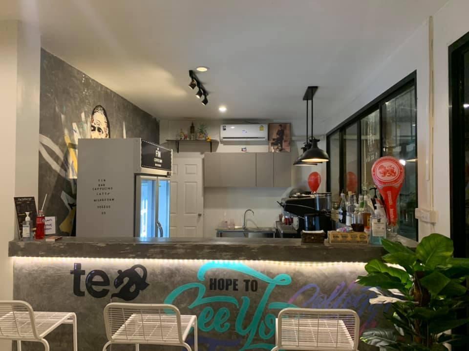 For LongleaseShophouseRattanathibet, Sanambinna : For sale, massage shop, Pretty Spa with coffee shop, ground floor, Bang Yai district, near Central Westgate, Nonthaburi