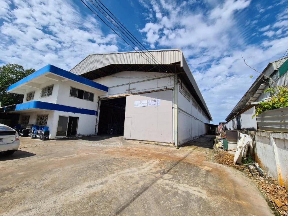 ขายโรงงานสำโรง สมุทรปราการ : ขายโรงงาน ใกล้นิคมบางปู มีใบอนุญาต รง.4 พื้นที่ 1 ไร่ 1 งาน 26 ตรว.