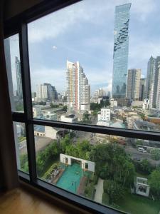 For RentCondoSathorn, Narathiwat : Urgent rent !! The Address Sathorn, 1 bedroom size