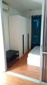 For RentCondoThaphra, Wutthakat : Condo for rent, The President Sathorn-Ratchaphruek 2, 7th floor Re63-0013.