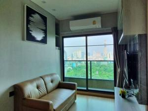 For RentCondoRama9, RCA, Petchaburi : Fully furnished condo for rent, Lumpini Suite, Phetchaburi, Makkasan, beautiful room, near the train, near the mall, near the expressway, near the high-speed train station, near the office, near the school 41 sq m.