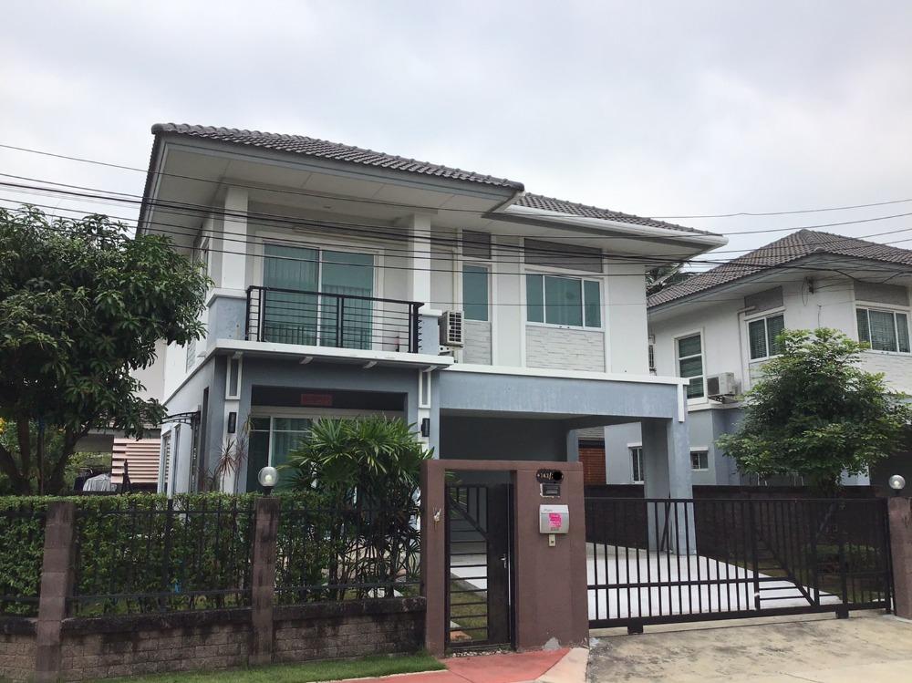 For RentHouseBang kae, Phetkasem : House for rent, The Plant Project, near The Mall, Bang Khae