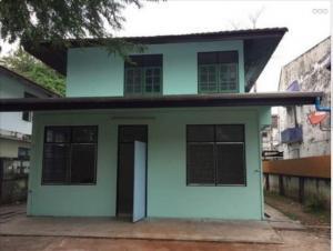 เช่าบ้านลาดพร้าว101 แฮปปี้แลนด์ : RH454ให้เช่าบ้านเดี่ยว 2 ชั้น 5 ห้องนอน 2 ห้องน้ำ ลาดพร้าว101 ใกล้เดอะมอลล์บางกะปิ