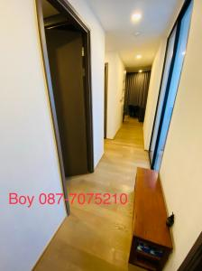 For SaleCondoSiam Paragon ,Chulalongkorn,Samyan : Urgent sale, Ashton Chula-Silom, 2 bedrooms, 63 sq m, garden view, curved glass, high floor, fully furnished, ready to move in, 17.5 million in total.