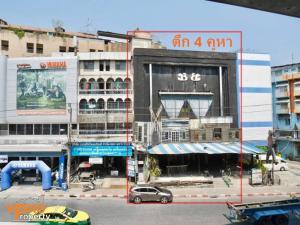 For RentShophouseBangna, Lasalle, Bearing : Rent / Rent / Commercial building, area 2,300 sq m., 4 booths, 5-storey building, Na Sukhumvit 70/1, Bangkok