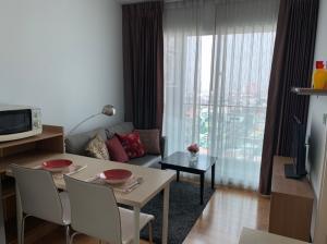 For RentCondoRatchathewi,Phayathai : ให้เช่า คอนโดเลตไอซ์ ราชเทวี 1ห้องนอน 1ห้องน้ำ 31ตร.ม ชั้นสูง ห้องแต่งครบ ราคาต่ำกว่าตลาดมาก โทร 065-979-5246 โพสเตอร์