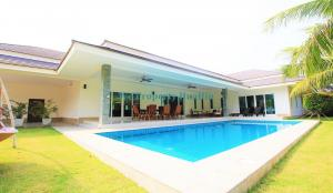 For RentHouseHua Hin, Prachuap Khiri Khan, Pran Buri : Modern House For Rent