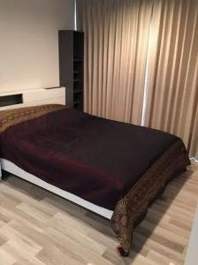 For RentCondoChengwatana, Muangthong : ✅ For rent, The Cube Chaengwattana Plus size 28 sqm, complete with furniture and appliances ✅