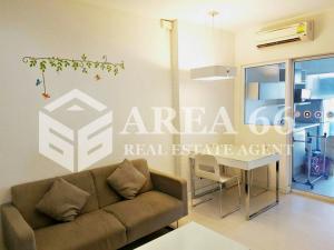 For RentCondoRatchadapisek, Huaikwang, Suttisan : For rent The Room Ratchada-Ladprao Nearby MRT Ladprao