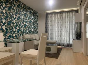 For RentCondoLadprao, Central Ladprao : For rent, Life @ Ladprao 18, 1 bedroom, floor 24 / 16,500B, large room, near MRT Lat Phrao
