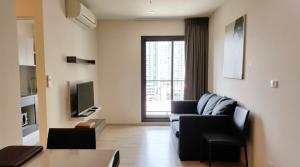 For RentCondoRatchadapisek, Huaikwang, Suttisan : (Rented at good price during COVID) Centric Ratchada-Huaikwang 50.15 sq m, 2 bedrooms, 1 bathroom, 10th floor +, rent 22,000 baht, interested, contact the building 099-4956985 add Line