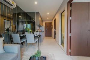 For RentCondoRama9, RCA, Petchaburi : For Rent: Rhythm Asoke 2 Bed 42 sq.m.Price 25,000 baht.