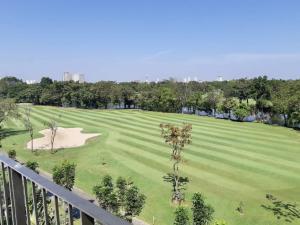 For RentTownhousePattanakan, Srinakarin : For rent Townhome The patio next to Krungthep Kreetha Golf Course 20 sq m. 20,000 ฿ / month