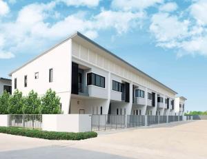 For RentTownhouseRama5, Ratchapruek, Bangkruai : ‼ ️ New townhouse Installment at the company No need to recover Bank Ratchaphruek 345 Bang Bua Thong (near Westgate Sai Noi Ratchaphruek)