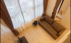 For RentCondoSathorn, Narathiwat : +++ Urgent rent +++ Knightbridge prime sathorn ** Bedroom Duplex 1 37 sqm., Room ready to move in.