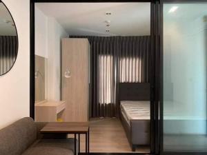 For RentCondoBang kae, Phetkasem : For rent, THE BASE Phetkasem, next to MRT Phetkasem, unblocked view, fully furnished.