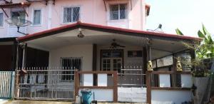 For RentTownhouseChengwatana, Muangthong : For rent, urgently, Baan Romyen (Khaa-Don Mueang) 38 sq m.