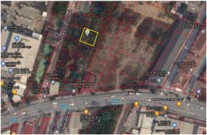 For SaleLandBangbuathong, Sainoi : ขายที่ดิน 100 ตารางวา บางบัวทอง นนทบุรี ใกล้รถไฟฟ้าสายสีม่วง