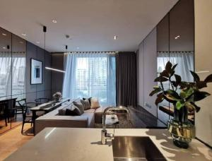 For RentCondoSukhumvit, Asoke, Thonglor : TG8 - 0244 Urgent for rent, a new condo project Beatniq Sukhumvit 32, condominium in the heart of Sukhumvit. Beautiful room, ready to move in (new room, never been in)