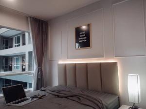 เช่าคอนโดอ่อนนุช อุดมสุข : เช่าคอนโดใกล้Btsบางจาก Regent Home สุขุมวิท 97/1 ราคาถูกห้องสวยมากค่ะ Line : @condomangmum