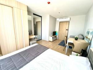 For RentCondoBangna, Lasalle, Bearing : For rent, ideo O2 Bangna, near Bts Bangna, only 250 meters.