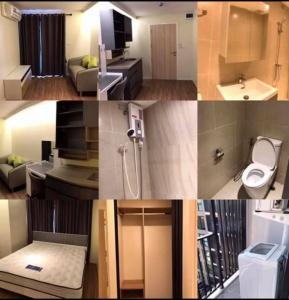 For SaleCondoDaokanong,Bang Bon : Condo for sale Grand Condominium Wutthakat 53 fully furnished Beautifully decorated, ready to move in !!