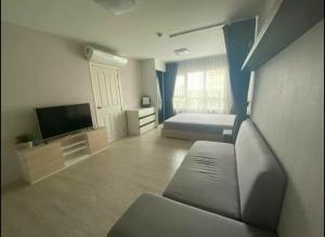 For SaleCondoThaphra, Wutthakat : Condo for sale Aspire Sathorn-Taksin (Brick Zone) fully furnished. Beautifully decorated, ready to move in !!