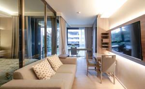 For RentCondoSukhumvit, Asoke, Thonglor : Condo for rent, Urbitia Thonglor, 4th floor, Re63-0041.