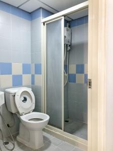 For RentCondoOnnut, Udomsuk : Condo for rent, Lumpini Ville Sukhumvit 77, 2nd floor, Re63-0049