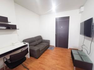 For RentCondoThaphra, Wutthakat : For rent, The President Sathorn - Ratchaphruek 2, 1 bedroom, 30 sq.m., beautiful room, good atmosphere.