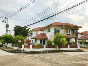 เช่าบ้านเชียงใหม่ : หมู่บ้านศิริพรดอนจั่น-เชียงใหม่บ้านขนาด 80 ตารางวา 130 ตารางเมตร 3 ห้องนอน3 ห้องน้ำ