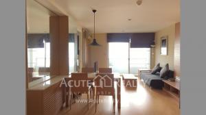 For SaleCondoSukhumvit, Asoke, Thonglor : The Bangkok Sukhumvit 61 for rent and sale 2 brs. 2 bths. Near BTS Ekkamai. Fully furnished