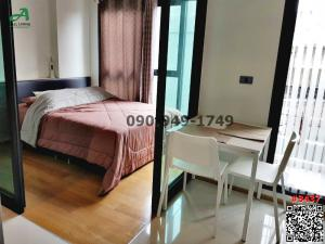 For RentCondoOnnut, Udomsuk : Condo for rent, Hue Sukhumvit 62/3 City View, fully furnished, ready to move in.