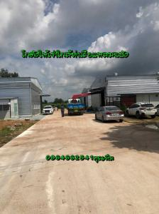 For RentWarehousePattaya, Bangsaen, Chonburi : Warehouse for rent near Laem Chabang Port
