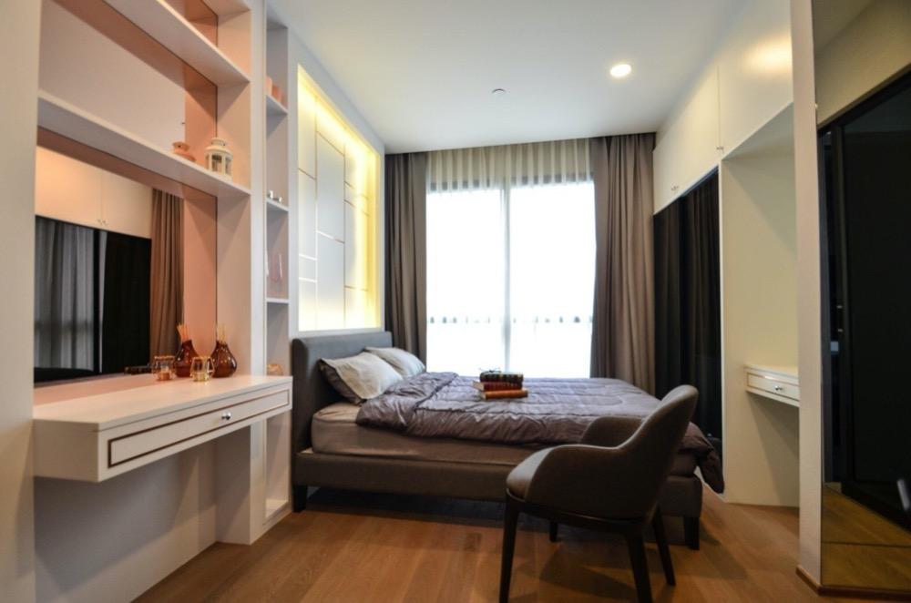 For SaleCondoSiam Paragon ,Chulalongkorn,Samyan : Sale with tenant Ashton Chula Silom beautiful room.