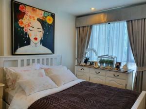 For RentCondoRamkhamhaeng, Hua Mak : Condo for rent: The Base Rama 9 - Ramkhamhaeng, 2 bedrooms