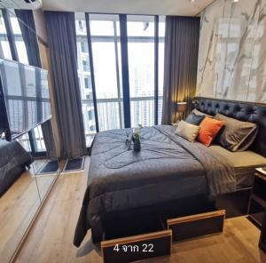 For RentCondoSukhumvit, Asoke, Thonglor : Condo for rent Park24 near BTS Phrom Phong, Floor 30, Building 6