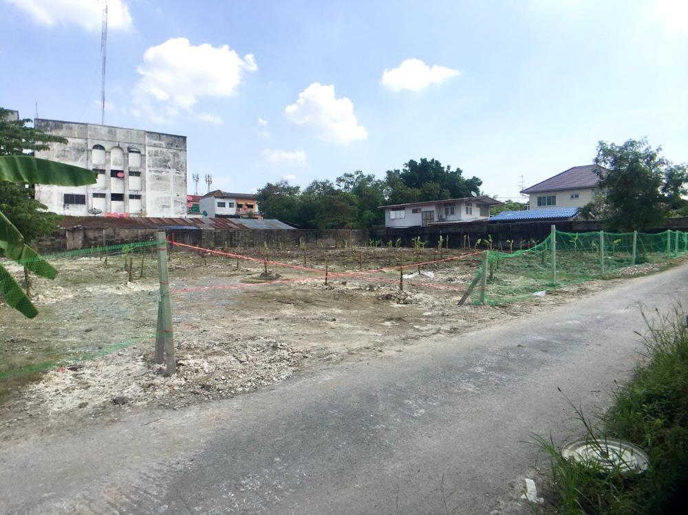 For SaleLandEakachai, Bang Bon : Land for sale (very cheap) already filled 354 square wah Kamnan Man Soi 5, Ekachai, Bang Bon, Krungthep